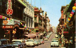 Chinatown, dans les griffes de la Triade