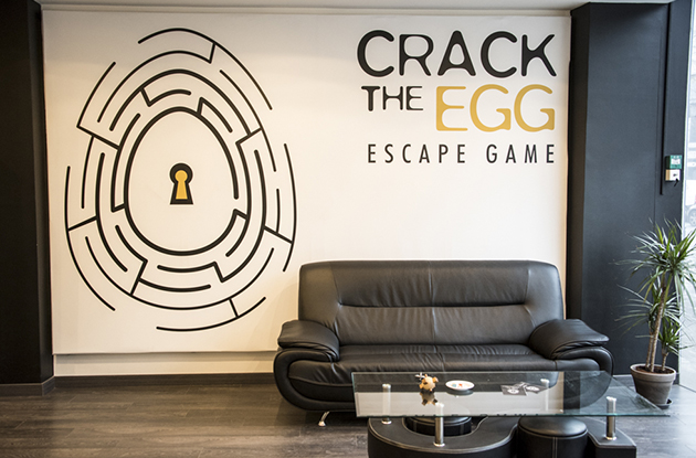 Crack the Egg revitalized its website